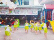 'Cá sấu lên bờ' – Luyện cho các bé có phản xạ nhanh nhẹn
