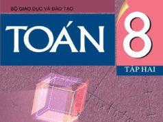 Thi cuối học kì 2 môn Toán 8 THPT An Thái Đông: Tính độ dài AH, BM và CM
