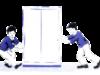 Bài 6.10, 6.11, 6.12, 6.13 trang 23, 24 SBT Lý 6: Cặp lực nào là cặp lực cân bằng?