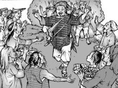 Bài 28. Ôn tập – SBT Sử lớp 6:  Thời kì dựng nước đầu tiên nước ta có tên gọi là gì?