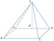 Đề kiểm tra 45 phút Chương 1 – Khối đa diện Hình học 12: Một hình chóp có 28 cạnh sẽ có bao nhiêu mặt?