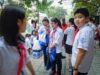Giải bài tập trang 41,42,43,44 SBT GDCD lớp 6: Em hãy kể một số quyền cụ thể trong các nhóm quyền của trẻ em