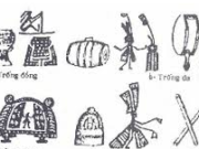 Bài 1-7 trang 34,35,36 SBT Sử lớp 6: Chủ nhân của nền văn hoá Đông Sơn là gì?