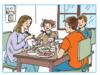 Bài 21. Tổ chức bữa ăn hợp lý trong gia đình – Công nghệ 6: Tại sao phải cân bằng chất dinh dưỡng trong bữa ăn ?