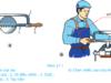 Bài 21. Cưa và đục kim loại – Công nghệ 8: Hãy nêu kỹ thuật cơ bản khi đục kim loại ?