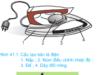 Bài 41. Đồ dùng loại Điện – Nhiệt: bàn là điện – Công nghệ lớp 8: Các yêu cầu kỹ thuật đối với dây đốt nóng là gì ?