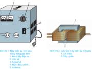 Bài 46. Máy biến áp một pha – Công nghệ lớp 8: Hãy nêu công dụng của máy biến áp ?