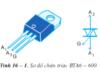Bài 16. Thực hành: Mạch điều khiển tốc độ động cơ xoay chiều một pha – Công nghệ 12.
