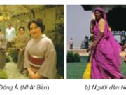 Bài 18. Châu Á (tiếp theo) – Địa lí 5: Kể tên các loại nông sản của Lào và Cam-pu-chia.