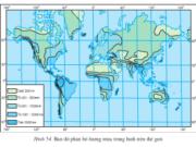 Bài 20. Hơi nước trong không khí. Mưa – Địa lí 6: Nhiệt độ có ảnh hưởng đến khả năng chứa hơi nước của không khí như thế nào?