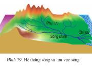 Bài 23. Sông và hồ – Địa lớp 6: Hãy so sánh lưu vực và tổng lượng nước của sông Mê Công và sông Hồng.