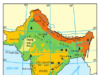Bài 10. Điều kiện tự nhiên khu vực Nam Á – Địa lí 8: Nam Á có mấy miền địa hình?