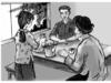 Bài 4. Lễ độ – GDCD 6: Em có nhận xét gì về cách cư xử của bạn Thuỷ trong truyện ?