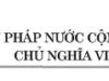Bài 20. Hiến pháp nước Cộng hòa xã hội chủ nghĩa Việt Nam – GDCD 8: Điều 16 (trích). Mọi công dân đều bình đẳng trước pháp luật.