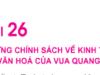 Bài 26. Những chính sách về kinh tế và văn hóa của vua Quang Trung – Lịch sử 4:Tại sao vua Quang Trung lại đề cao chữ Nôm ?