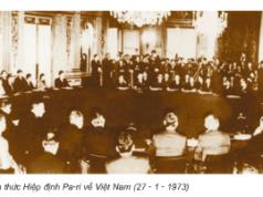 Bài 25. Lễ kí Hiệp định Pa-ri – Lịch sử 5: Hiệp định Pa-ri về Việt Nam có ý nghĩa lịch sử như thế nào ?