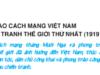 Bài 15. Phong trào cách mạng Việt Nam sau Chiến tranh thế giới thứ nhất (1919 – 1925) – lịch sử 9: Trình bày những điểm tích cực và hạn chế của phong trào trên.