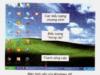 Bài 12. Hệ điều hành Windows – Tin học 6: Nút Start nằm ở đâu trên màn hình nền