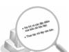 Tóm tắt chương V – Tin học 11: Trong sơ đồ thao tác với tệp, khi cần nhập dữ liệu từ tệp phải dùng những thao tác nào