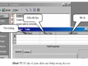 Bài 11. Các cơ sở với cơ sở dữ liệu quan hệ – Tin học 12: Trong bài toán quản lí ở câu hỏi 1. Hãy cho biết đối tượng cần quản lý và thông tin cần quản lý