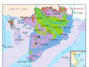 Bài 35. Vùng Đồng bằng sông Cửu Long – Địa lí 9: Hãy cho biết các loại đất chính ở Đồng bằng sông Cửu Long và sự phân bố của chúng