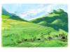 Soạn bài Tập đọc: Trước cổng trời – Diễn cảm thể hiện niềm xúc động trước vẻ đẹp vừa hoang sơ, thơ mộng vừa khoáng đạt của bức tranh vùng cao.