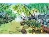 Soạn bài Tập đọc: Đất Cà Mau – Diễn cảm, nhấn giọng ở những từ ngữ gợi tả, gợi cảm