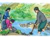 Soạn bài Tập đọc: Ngu công xã Trịnh Tường – Ông Lìn đã nghĩ ra cách gì để giữa rừng bảo vệ dòng nước?