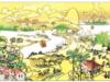 Soạn bài Tập đọc: Đất nước – Cảnh đất nước trong mùa thu mới được tả trong khổ thơ thứ ba đẹp như thế nào