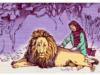 Soạn bài Tập đọc: Thuần phục sư tử – Ha-li-ma nghĩ ra cách gì để làm thân với sư tử ?