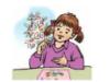 Soạn bài Tập đọc: Sang năm con lên bảy – Thế giới tuổi thơ thay đổi như thế nào khi ta lớn lên ?
