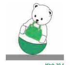 Bài 1, 2, 3 trang 110 SGK Vật lý lớp 10: Các dạng cân bằng, cân bằng của một vật có mặt chân đế