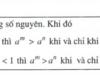 Bài 9, 10, 11 trang 78 SGK Giải tích 12 Nâng cao: Lũy thừa với số mũ hữu tỉ
