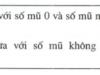 Bài 20, 21, 22 trang 82 SGK Giải tích 12 Nâng cao: Lũy thừa với số mũ thực