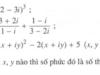 Bài tập trắc nghiệm khách quan trang 210, 211 Sách Giải tích 12 Nâng cao: Số phức