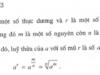 Bài 5, 6, 7, 8 trang 76, 77, 78 Giải tích 12 Nâng cao: Lũy thừa với số mũ hữu tỉ