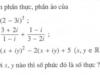 Bài 37, 38, 39 trang 208, 209 SGK Giải tích 12 Nâng cao: Ôn tập chương IV – Số phức