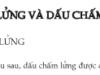 Soạn bài Dấu chấm lửng và dấu chấm phẩy ngắn gọn – Văn 7:  Nêu công dụng của dấu chấm phẩy