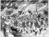 """Soạn bài Phò giá về kinh (Tụng giá hoàn kinh sư) ngắn gọn – Trần Quang Khải – Văn lớp 7: Cách biểu ý và biểu cảm của bài """"Phò giá về kinh"""" và bài """"Sông núi nước Nam"""" giống nhau"""