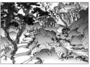 Soạn bài Bài ca Côn Sơn ngắn gọn – Nguyễn Trãi – Văn lớp 7: Nêu hiện tượng dùng điệp từ trong đoạn thơ và phân tích tác dụng của điệp từ đối với việc tạo nên giọng điệu nhà thơ