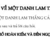 Soạn bài Thuyết minh về một danh lam thắng cảnh ngắn gọn – Văn 8: Có thể lập lại bố cục của bài thuyết minh về Hồ Hoàn Kiếm và Đền Ngọc Sơn như sau