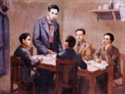 Đề kiểm tra 1 tiết học kì II Lịch sử 9 SBT Sử lớp 9: Trình bày hoàn cảnh và nội dung của hội nghị lần thứ 8 Ban Chấp hành Trung ương Đảng (5-1941)
