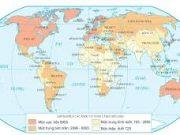 Đề thi học kì 1 Địa lớp 11: Người dân Hoa Kì chủ yếu sống ở đâu?