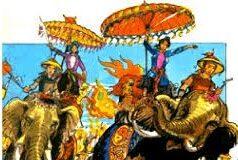 Bài 18. Trưng Vương và cuộc kháng chiến chống quân xâm lược Hán – SBT Sử lớp 6: Hai Bà Trưng hi sinh oanh liệt trên đất Cấm Khê vào thời gian nào?