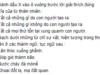 Luyện từ và câu – Mở rộng vốn từ: Thiên nhiên trang 49, 50 Vở bài tập (SBT) Tiếng Việt lớp 5 tập 1: Gạch dưới những từ chỉ sự vật, hiện tượng trong thiên nhiên ở các thành ngữ, tục ngữ sau