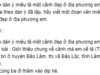 Tập làm văn – Luyện tập tả cảnh trang 50, 51 Vở bài tập (SBT) Tiếng Việt lớp 5 tập 1: Dựa theo dàn ý đã lập, hãy viết một đoạn văn miêu tả cảnh đẹp ở địa phương em