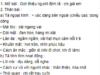 Tập làm văn – Cấu tạo của bài văn tả người trang 82, 83 VBT Tiếng Việt lớp 5 tập 1: Lập dàn ý chi tiết cho bài văn tả một người trong gia đình em (chú ý những nét nổi bật về ngoại hình, tính tình và hoạt động của người đó