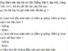 Tập làm văn – Làm biên bản cuộc họp trang 98, 99 Vở bài tập Tiếng Việt lớp 5 tập 1: Theo em, những trường hợp nào dưới đây cần ghi biên bản