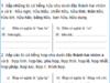 Luyện từ và câu – Mở rộng vốn từ : Hữu nghị – hợp tác trang 35, 36 Vở bài tập Tiếng Việt lớp 5 tập 1: Xếp các từ có tiếng hợp cho dưới đây thành hai nhóm a và b : hợp tình, hợp tác, phù hợp, hợp thời, hợp lệ, hợp nhất, hợp pháp, hợp lực, hợp lí, thích hợp