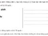 Luyện từ và câu – Mở rộng vốn từ : Tổ quốc trang 9, 10 Vở BT Tiếng Việt 5 tập 1: Trong từ Tổ quốc, tiếng quốc có nghĩa là nước. Em hãy tìm thêm những từ chứa tiếng quốc